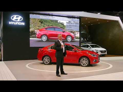 All-New 2018 Hyundai Accent U.S. Debut @OCAutoShow 2017