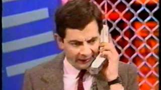 Mr Bean on Going Live Part 2