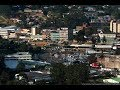 Mbabane is the capital of the Kingdom of eSwatini, Mdzimba Mountains, Mbabane River, Polinjane River