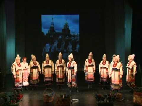 Вепсский народный хор