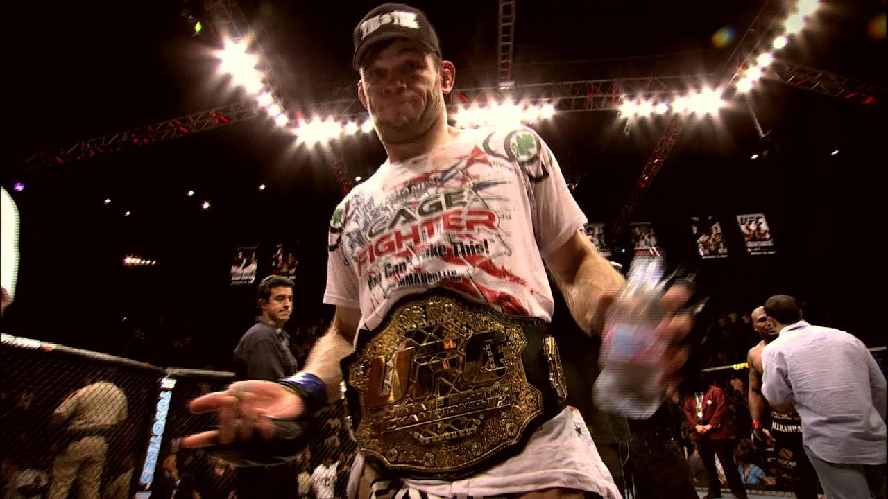 FORREST GRIFFIN: THE ULTIMATE FIGHTER - YouTube
