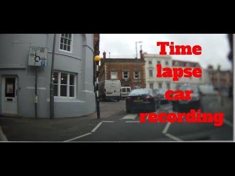 My Time Lapse Car Recording