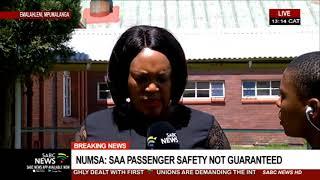 Witbank nurses' strike