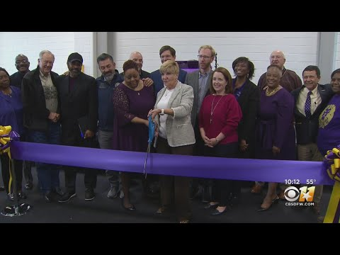 Como Neighborhood In Fort Worth Gets New Community Center