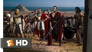 The Ten Commandments (9/10) Movie CLIP - Moses is Banished (1956) HD