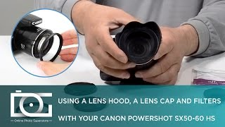 TUTORIAL | CANON PowerShot Adapter Ring For Lens Filter, Lens Hoods & Lens Caps(, 2015-08-21T19:14:07.000Z)