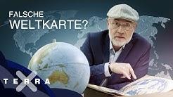 Ist unsere Weltkarte ein großer Fake? | mit Harald Lesch – Vermessung der Erde | Terra X