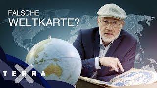 Ist unsere Weltkarte ein großer Fake? | mit Harald Lesch – Vermessung der Erde
