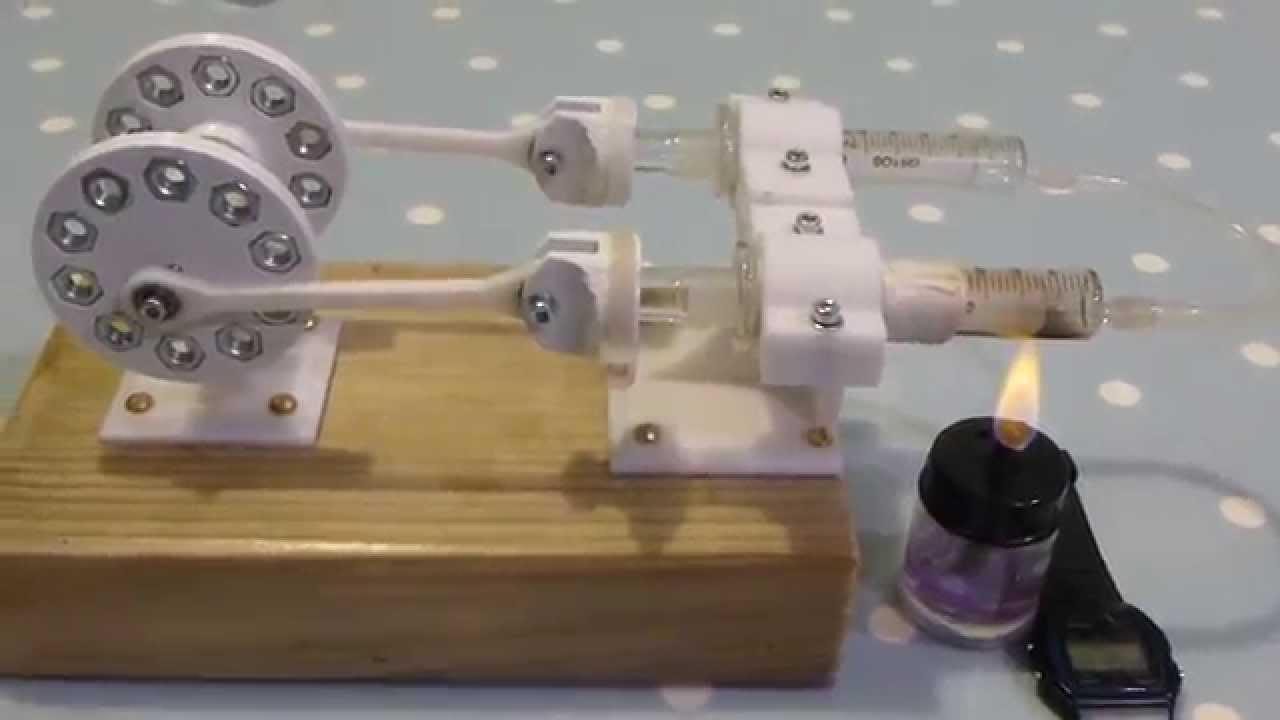 Maxresdefault on Free Piston Stirling Engine