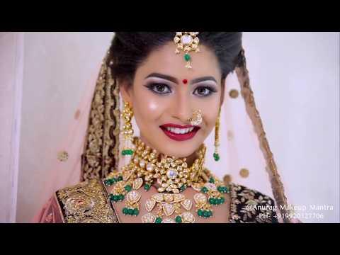 World best hair & makeup school Latest Asian bridal makeup thumbnail