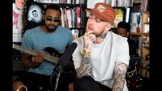 Mac Miller: NPR Music Tiny Desk Concert thumbnail