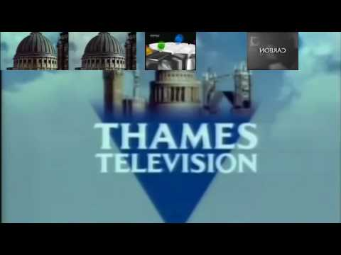 Thames Television Ident Sparta Pulse v7 Remix (ft. Carlton Television, Central Production)