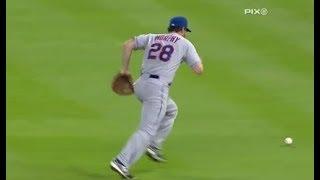 Strangest MLB Plays