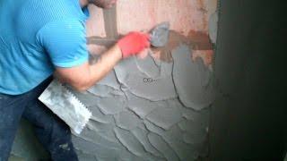 КАК ШТУКАТУРИТЬ СТЕНЫ РОТБАНДОМ(Как штукатурить стены ротбандом: подготовка основания, приготовление и нанесение штукатурки. Источник..., 2016-11-29T22:11:22.000Z)