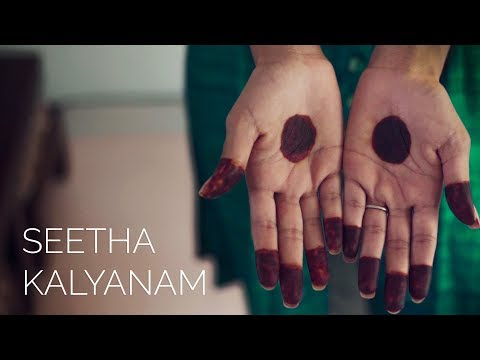 Seetha Kalyanam (feat. Lavanya Padmanabhan & Shravan Sridhar) | South Indian Wedding Anthem