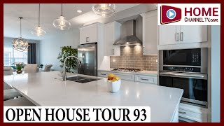 Open House 93 - Touring the New Kenilworth Park Townhomes in Villa Park IL