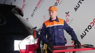Видео-инструкция по эксплуатации на BMW X3 на български