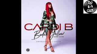 Cardi B - Bodak Yellow [Clean]
