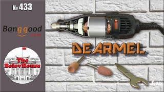 """Распаковка и обзор бормашинки (гравера) """"Dearmel"""" на Banggood"""