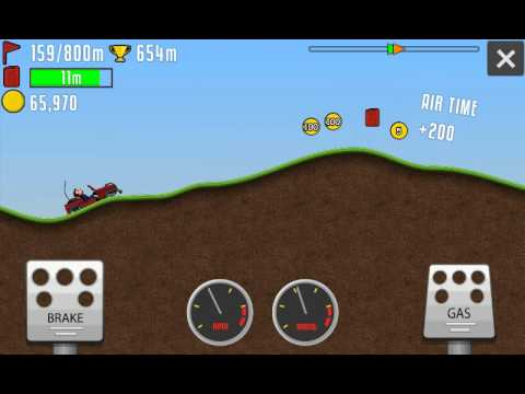 Hill climb racing PVP обзор