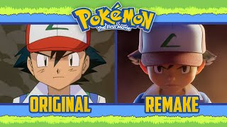 Este Remake de Pokémon La Película No Debería Existir | Mewtwo Strikes Back Evolution