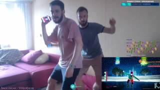 [танцульки] Lasqa и tySEGALL потные танцы /02.08.17/