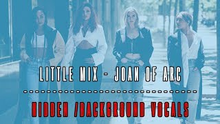 Little Mix - Joan of Arc (Hidden/Background Vocals) Video