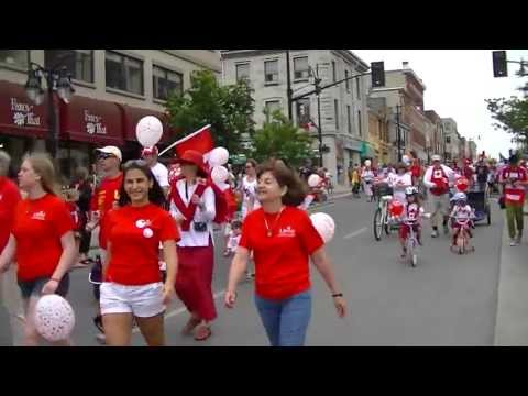 Canada Day Parade 2013, Kingston (Ontario)