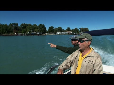Under the Radar! Michigan - Harsens Island/Grand Rapids