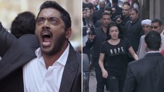 الأب الروحي - أقوى مشهد لـ أحمد فلوكس ... الحارة دي هتدفع ثمن اللي يحيى عمله