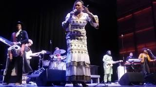 Oumou Sangare at Muziekgebouw, Amsterdam, Netherlands