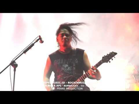 BURGERKILL live solo