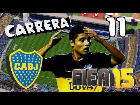 QUEREMOS LA COPA!! MODO CARRERA CON BOCA | FIFA 15 Ep. 11 | Gameplay PS4 1080p PC