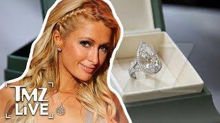 Paris Hilton: War Over $2 Million Ring | TMZ Live