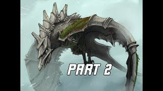 Shadow of the Colossus Remake Walkthrough Part 2 - Phaedra & Avion (PS4 Pro 4K Let's Play)