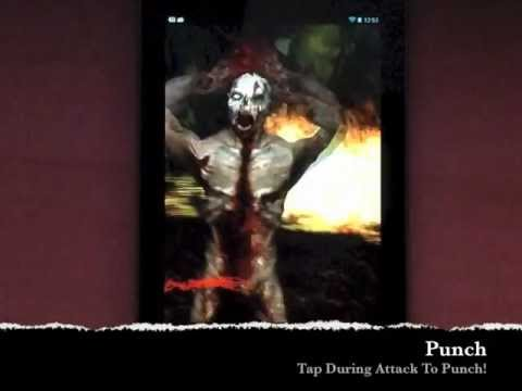 Zombie Attack Interactive Live Wallpaper - YouTube