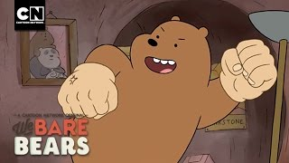 Smash Hands | We Bare Bears | Cartoon Network