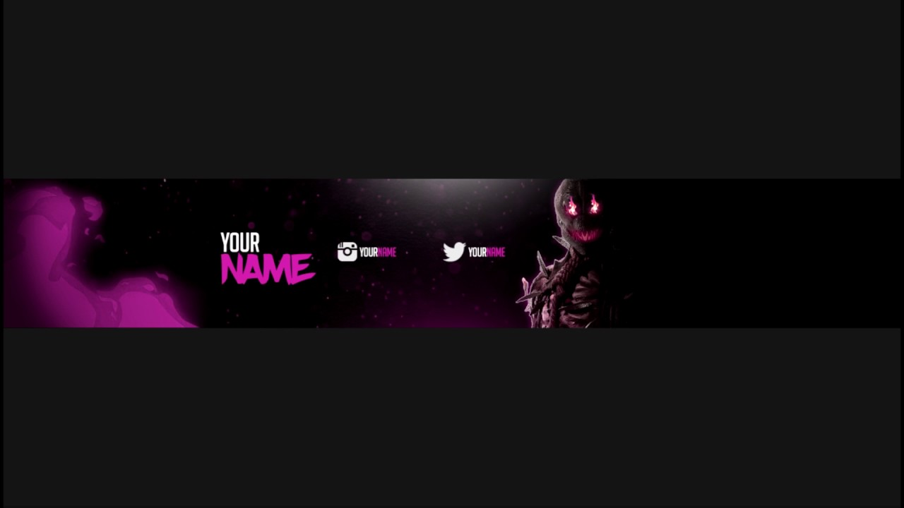 Free Scarecrow Banner Template! - YouTube