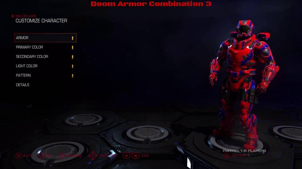 Samus Halo 4 Armor Combinations: MP3: C/ Halo 4 Cross Over