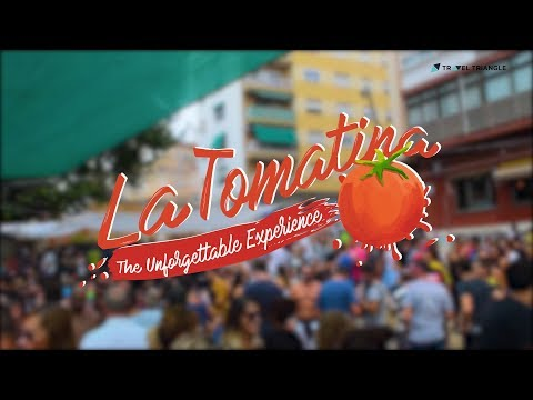 La Tomatina Festival In Spain (2020) | Tomato Festival In Spain