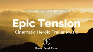 Epic Tension - Royalty Free/Music Licensing
