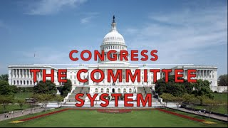 Congress: The Committee System