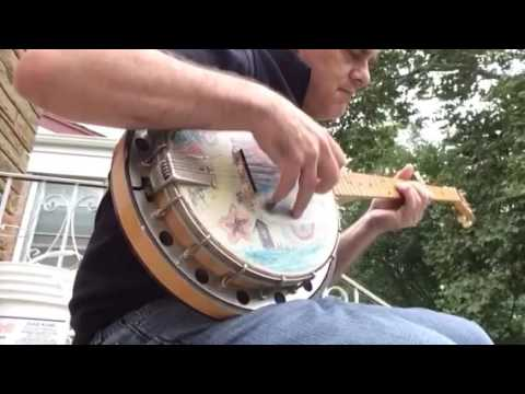how to play cotton eyed joe on banjo