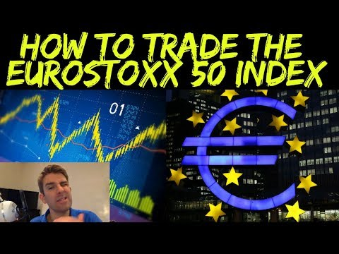 Tips For Trading The Euro Stoxx 50 Index 👍