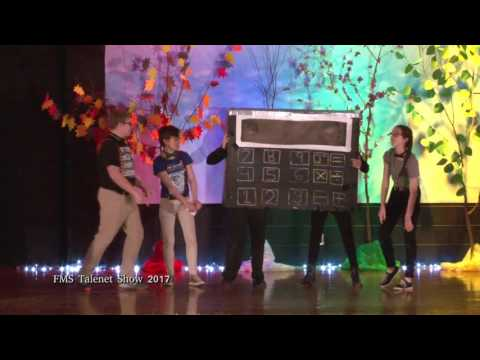 Franklin Middle School Talent Show 2017
