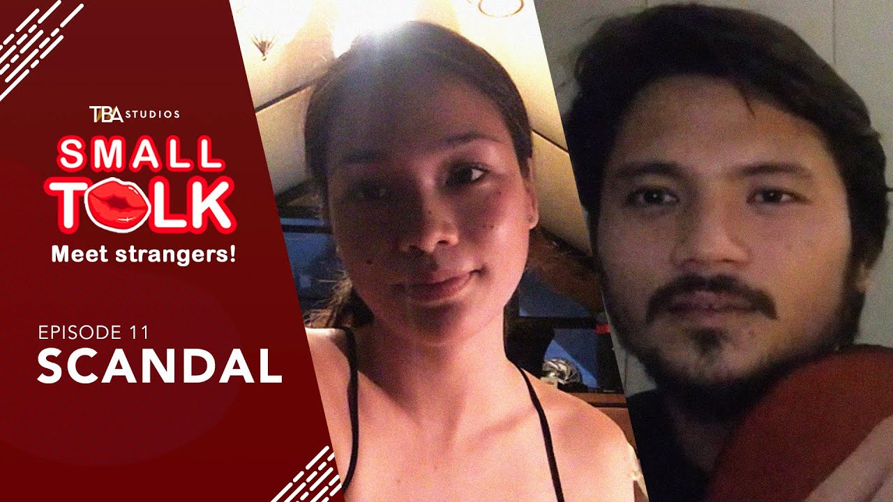 Small Talk | Episode 11: Scandal | Kate Alejandrino, Jess Mendoza | TBA Studios (English Subs)