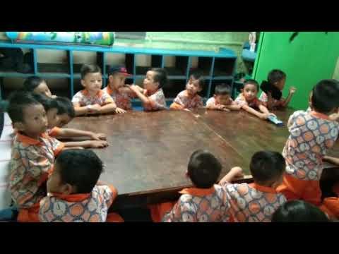 Lomba Mewarnai Tkit Anak Sholeh Praya 2019 Youtube
