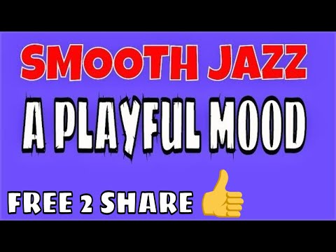 A PLAYFUL MOOD ♥ FREE PUBLIC DOMAIN MUSIC ♫  NO COPYRIGHT MUSIC