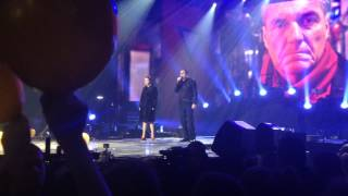 ANTIS ft. Leon Somov & Jazzu | Nauji metai live Siemens arena Vilnius 2014.12.29