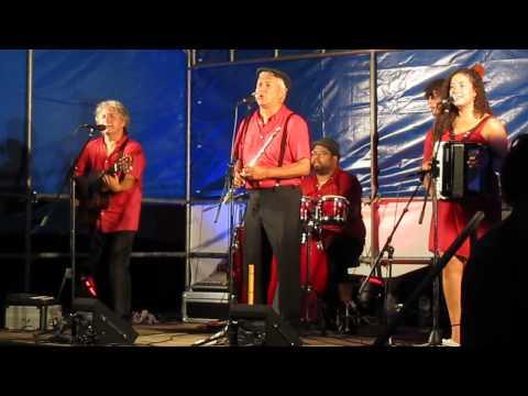 CREOLE SUMMER - SALSA NIGHT - Goetheanlagen Neuwied 29.08.2015 Part4